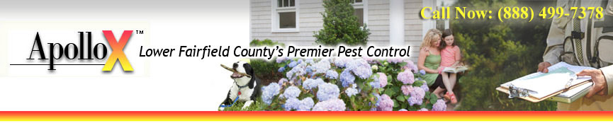 ApolloX Pest Control Services, Fairfield County CT